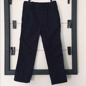 TCP toddler boy navy blue skinny pants slacks 3T